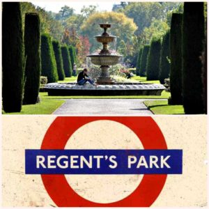 Podiatrist and chirpodist in Regents Park
